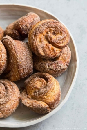 Cinnamon Sugar Morning Buns