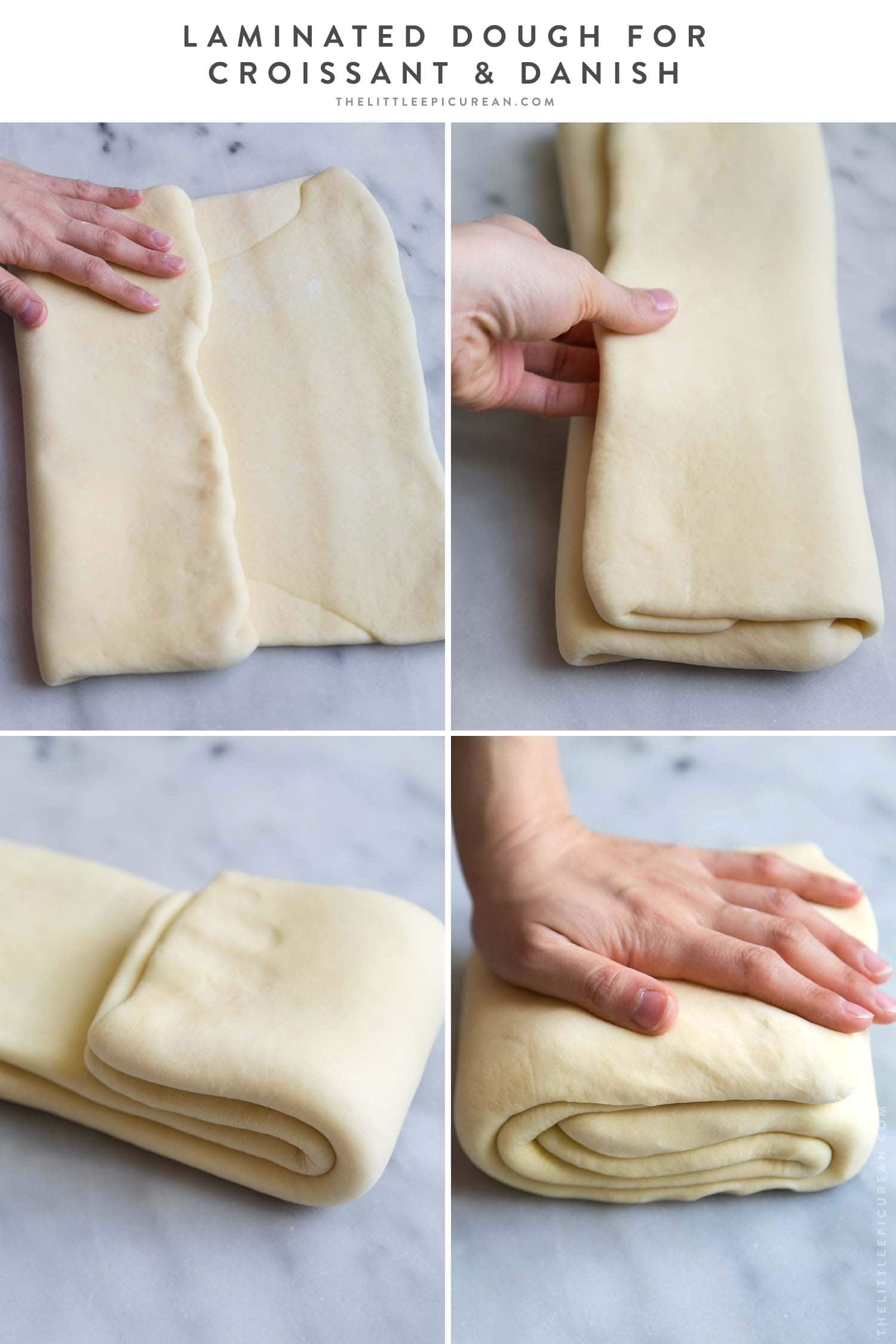 Morning Buns Laminated Dough