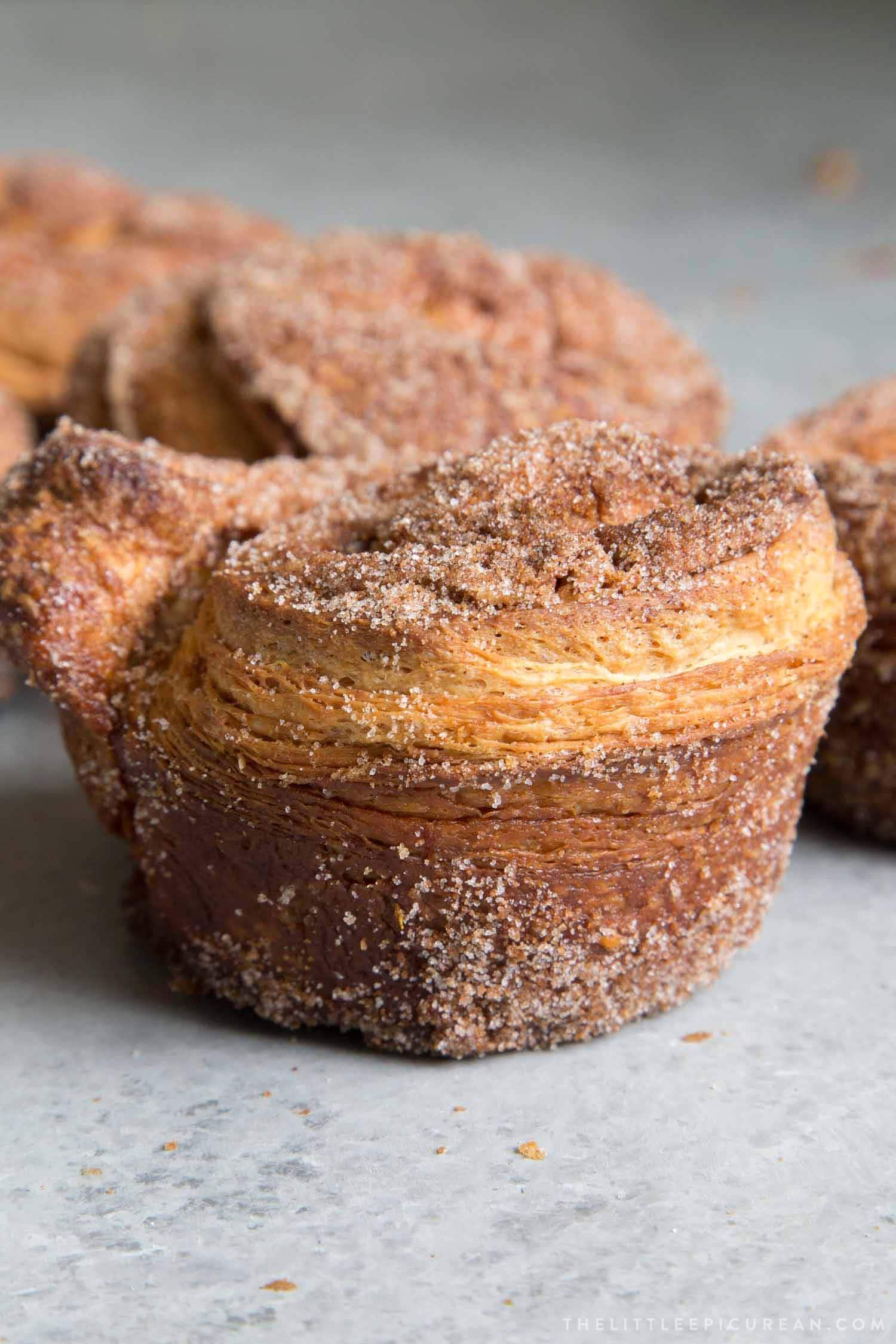 Cinnamon Sugar Morning Buns