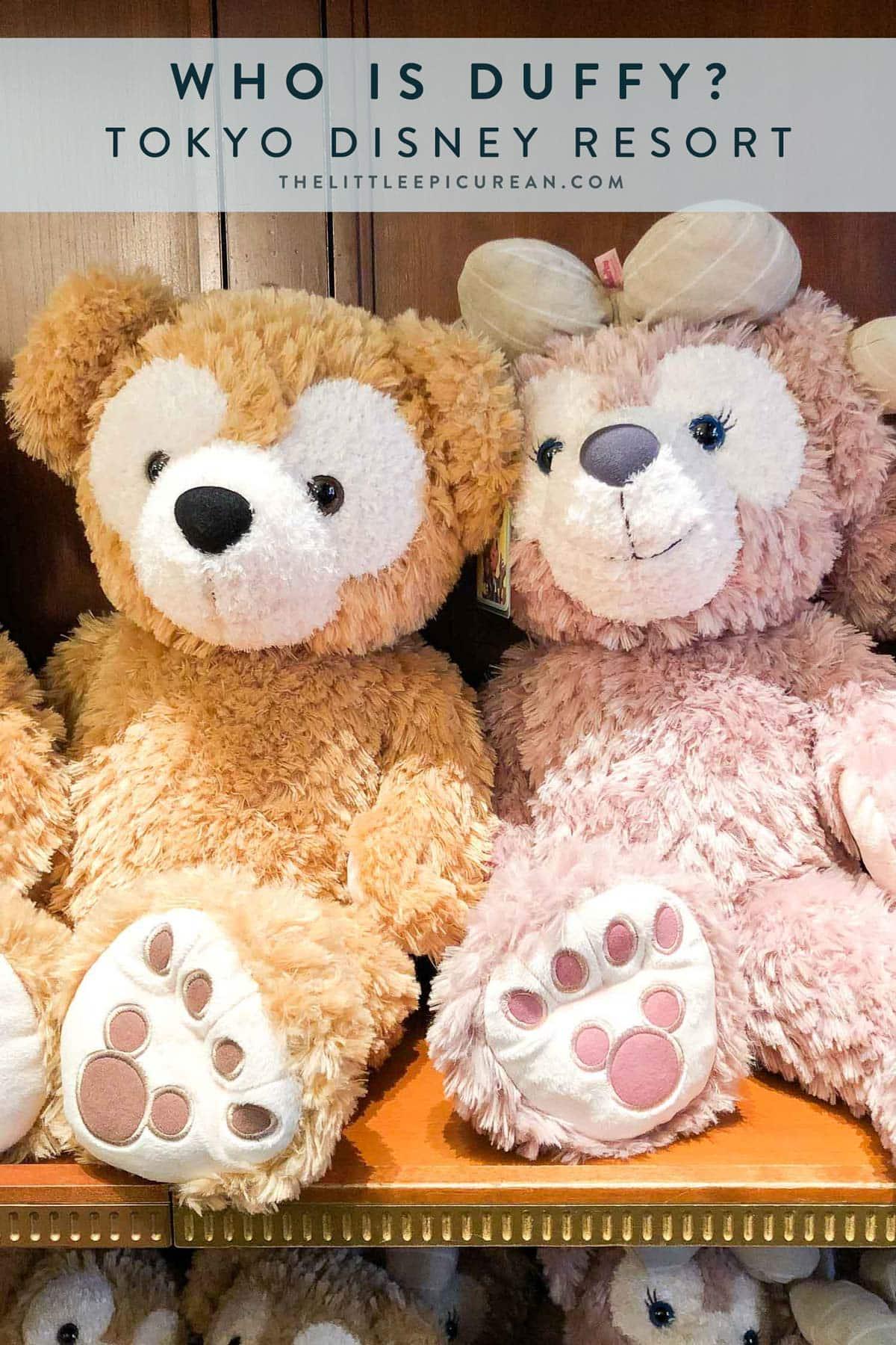 Who is Duffy Disney Bear