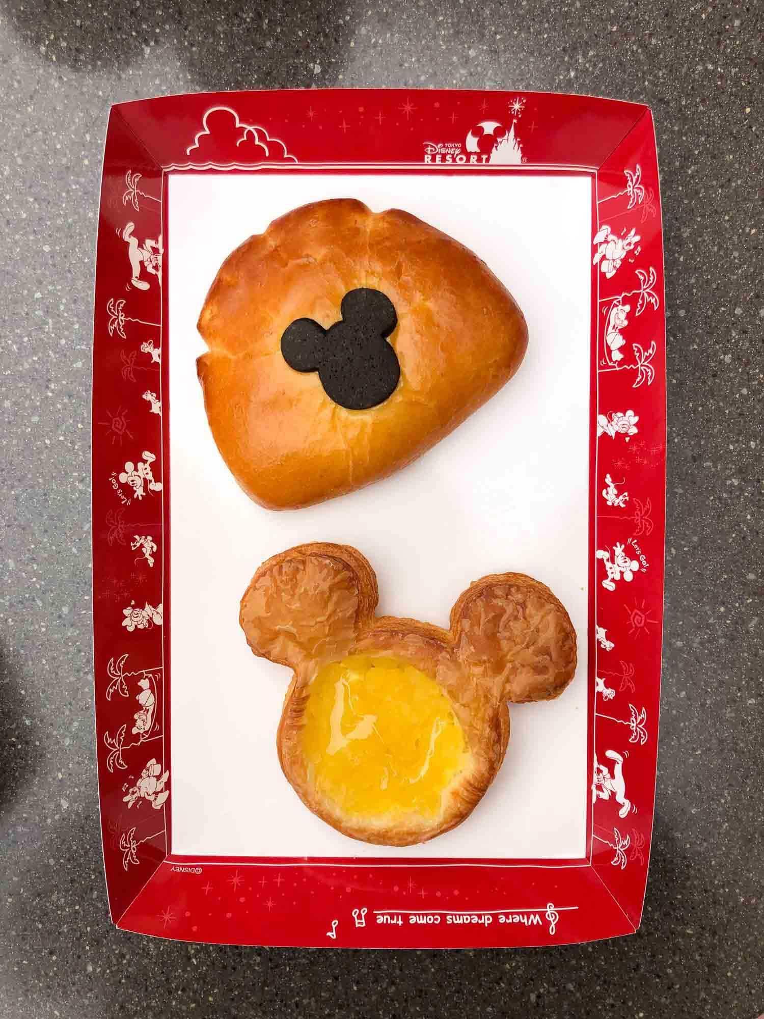 Tokyo Disneysea Bakery