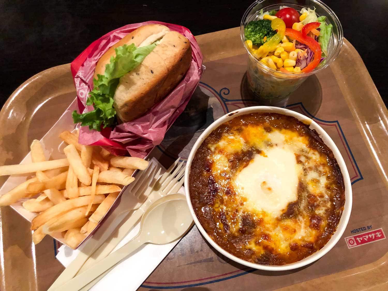 Tokyo Disneysea Dining Options