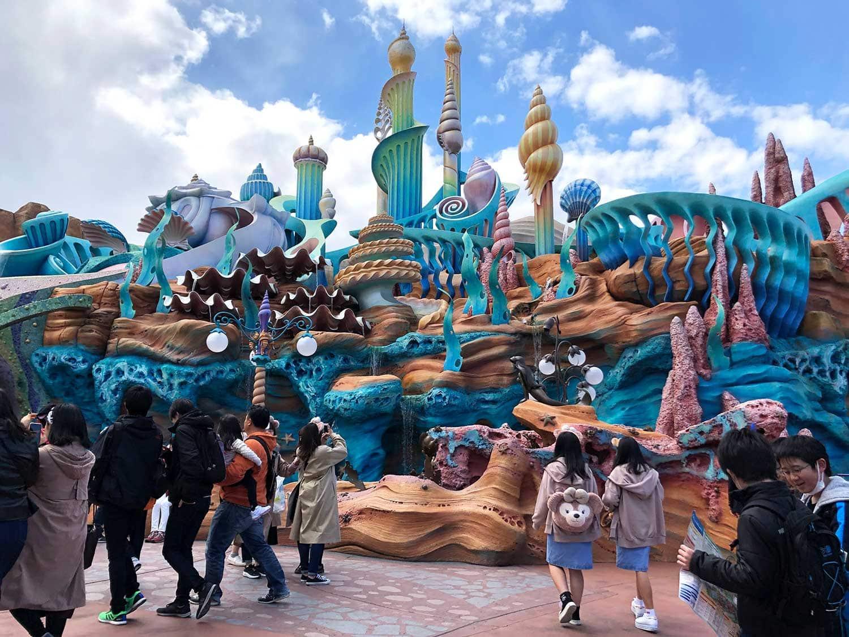 Guide to Tokyo DisneySea