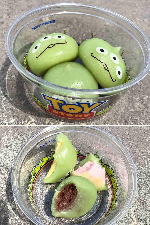 Tokyo Disneysea Snacks