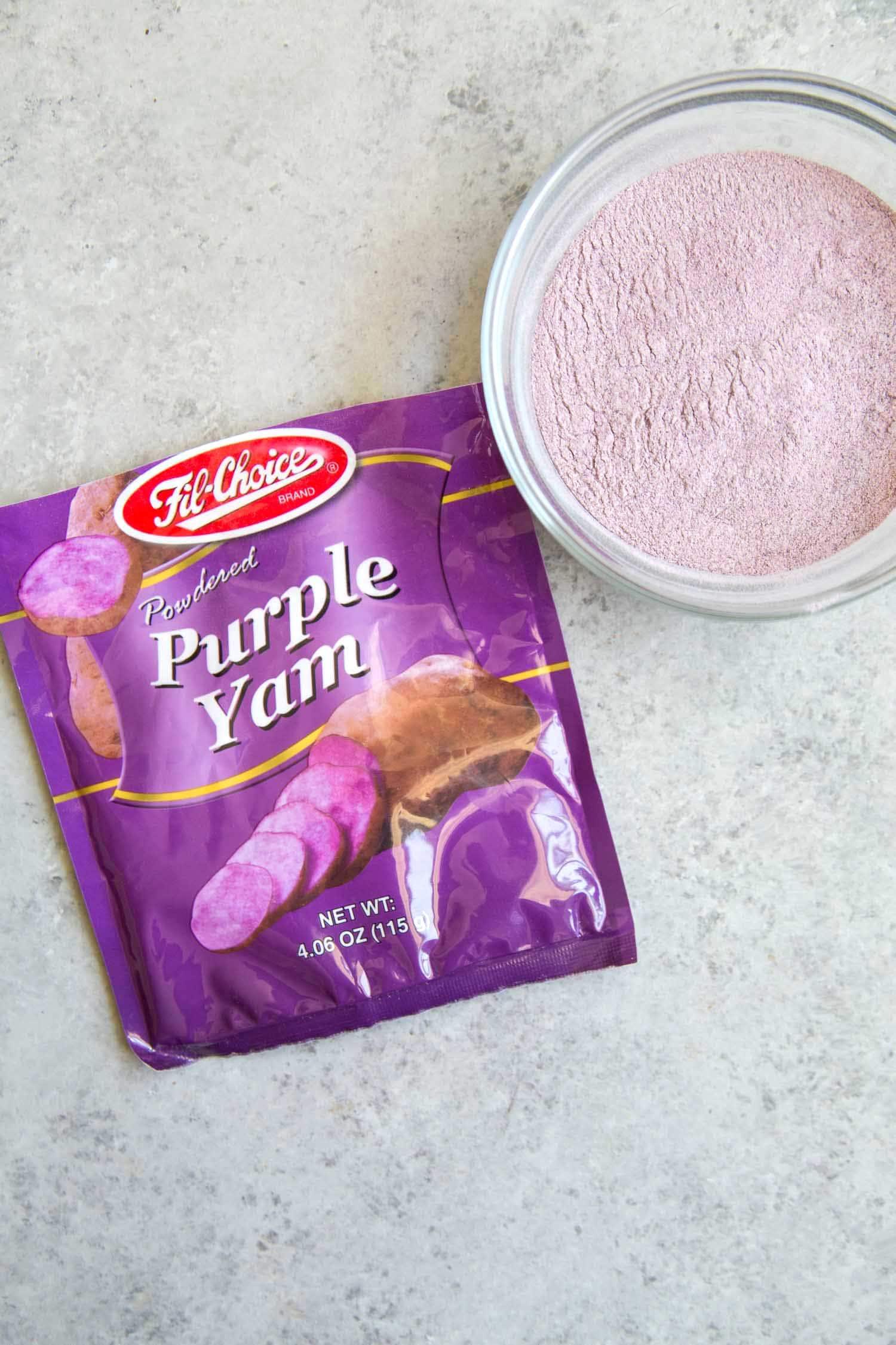 Purple Yam Powder