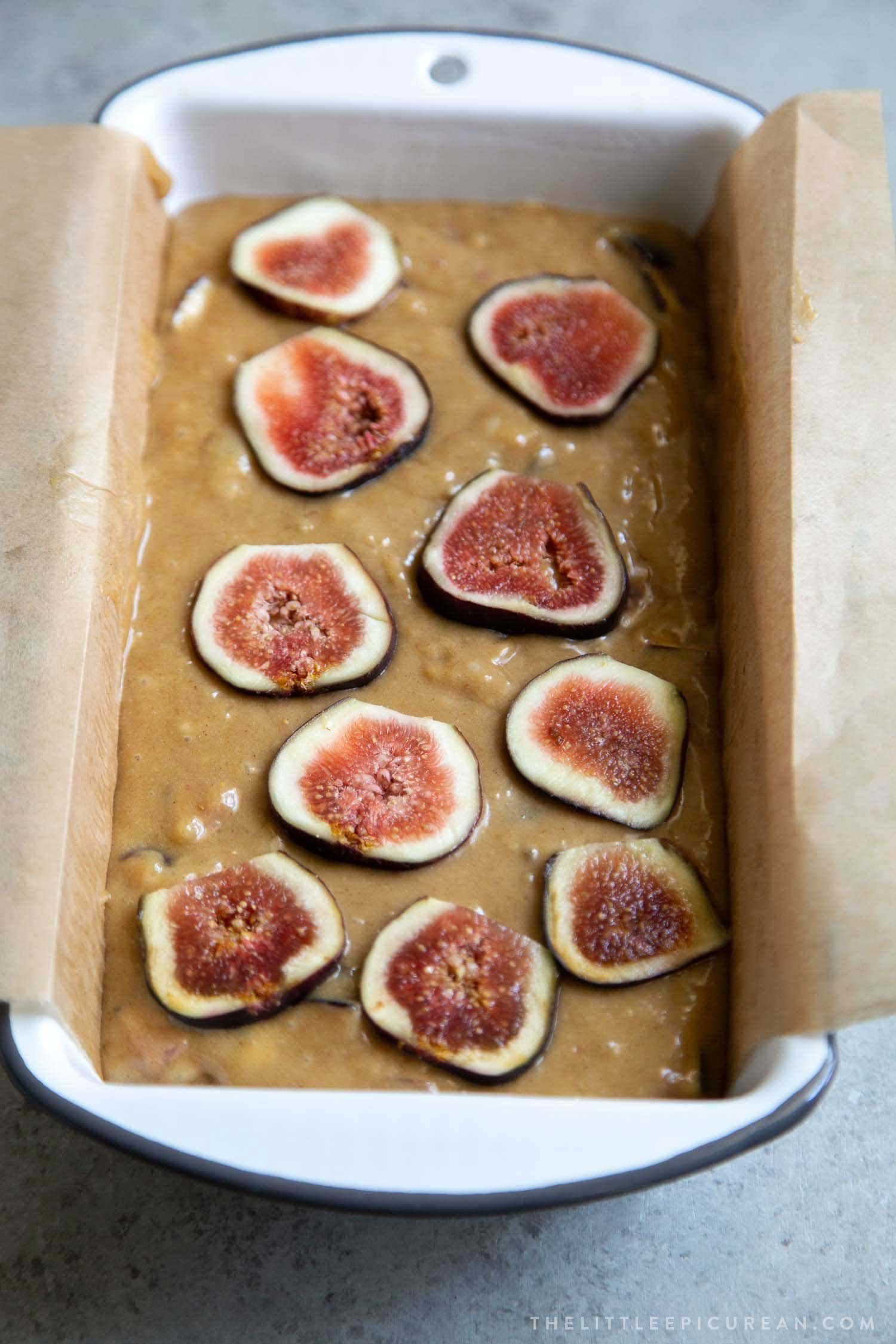 Fig Banana Bread