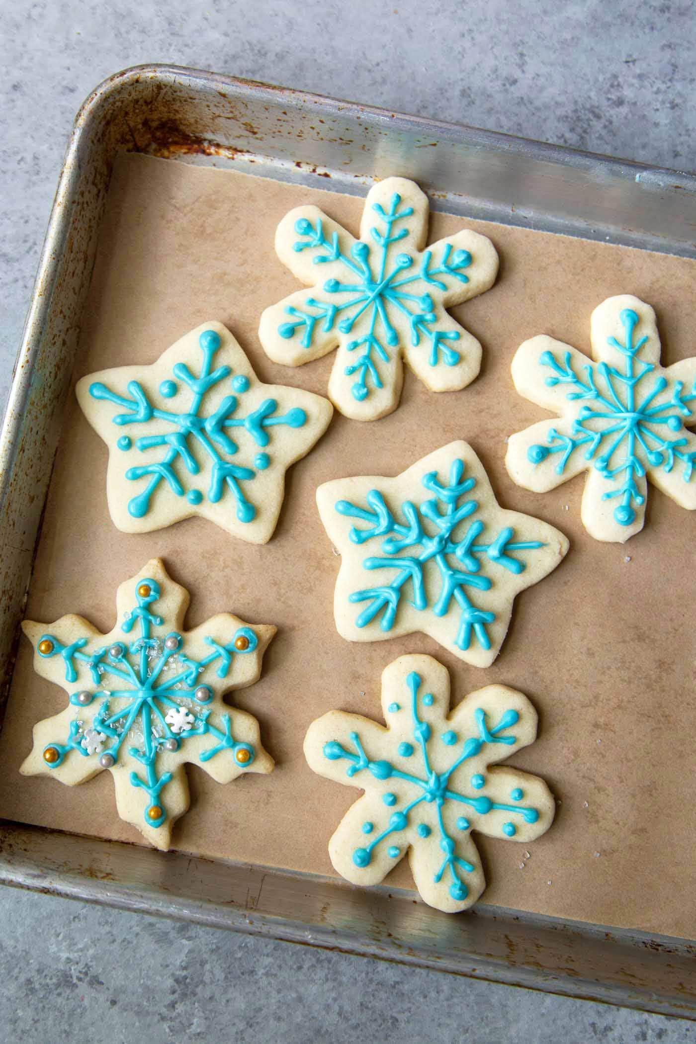 Candy Melt Sugar Cookies