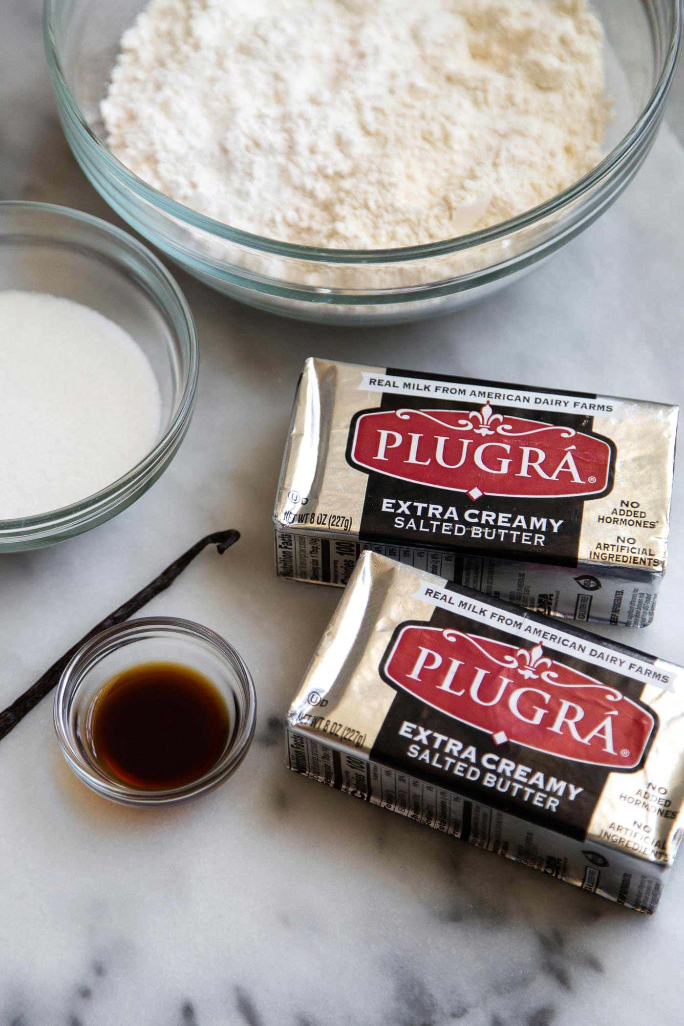 Plugra Butter Cookies