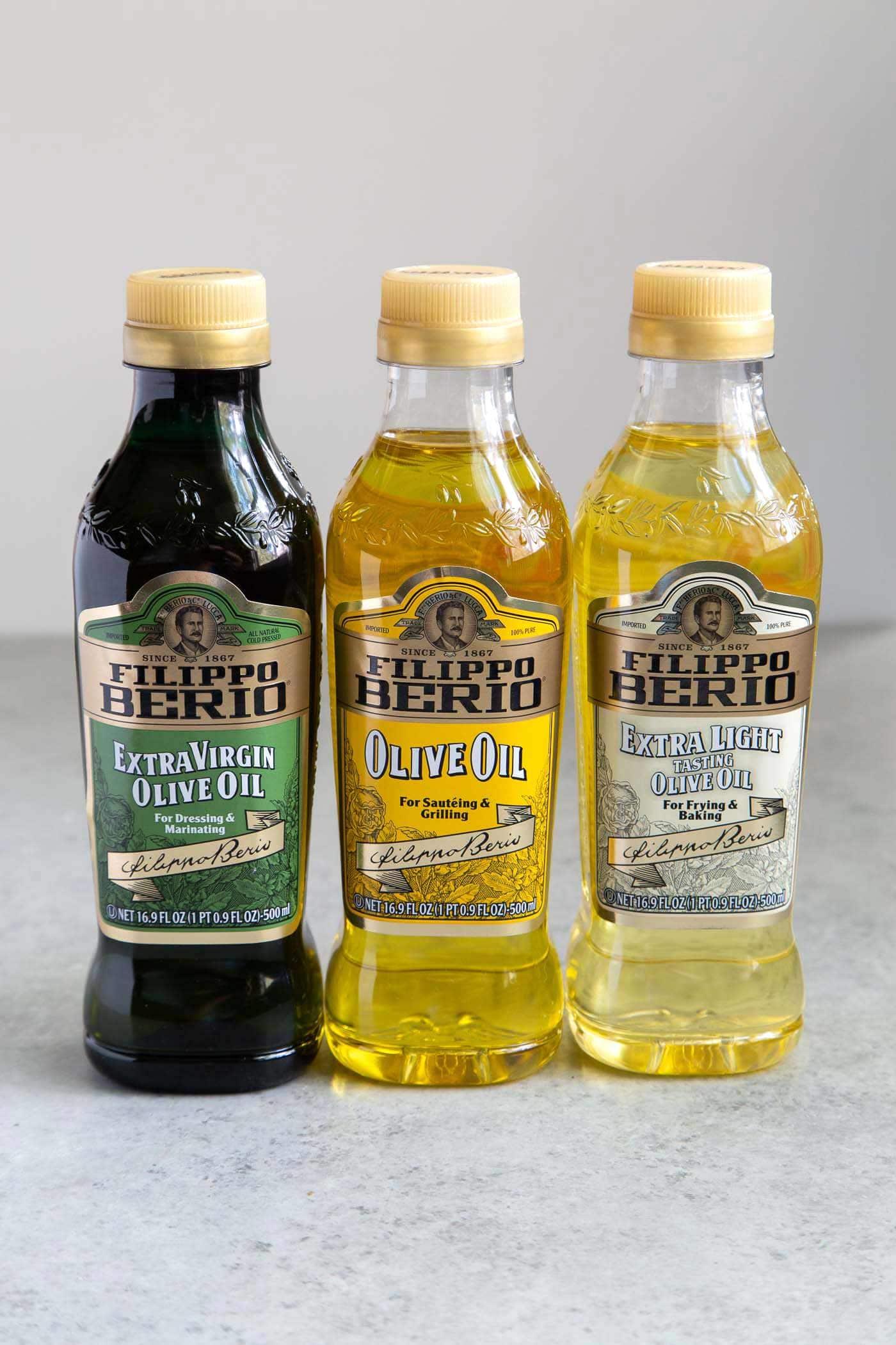Filippo Berio Olive Oils