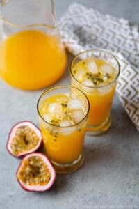Fresh Passion Fruit Juice