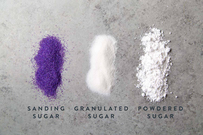 Purple Yam Ube Sugar Cookeis