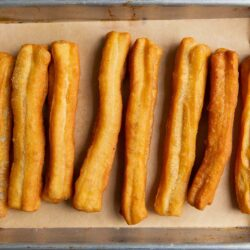 Youtiao Chinese Oil Stick Doughnuts