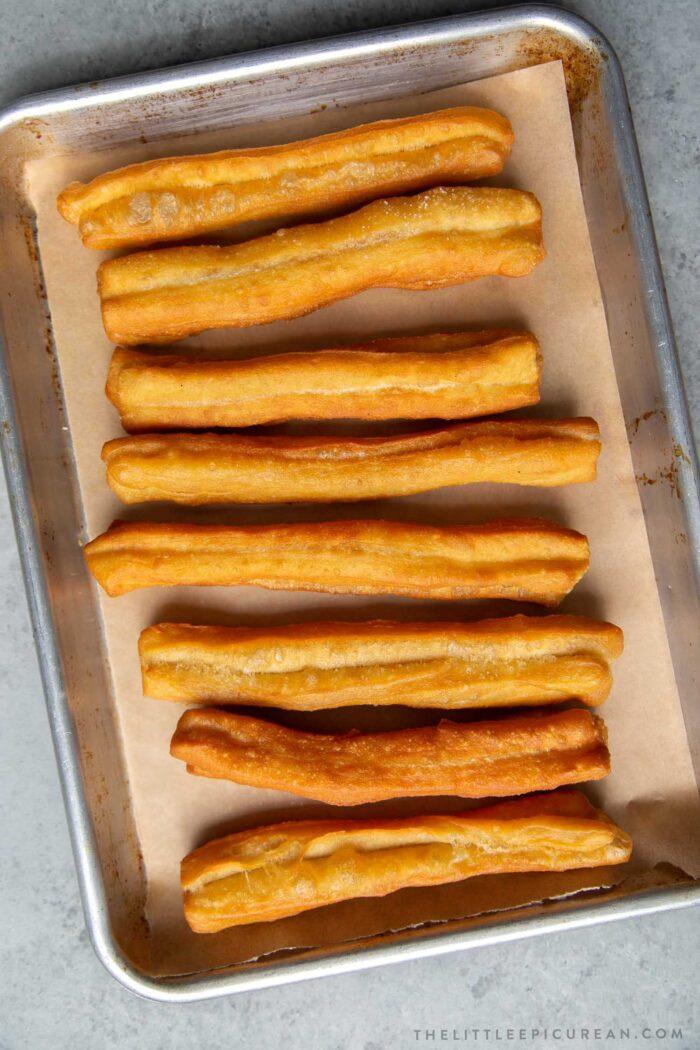 Youtiao Chinese Doughnut