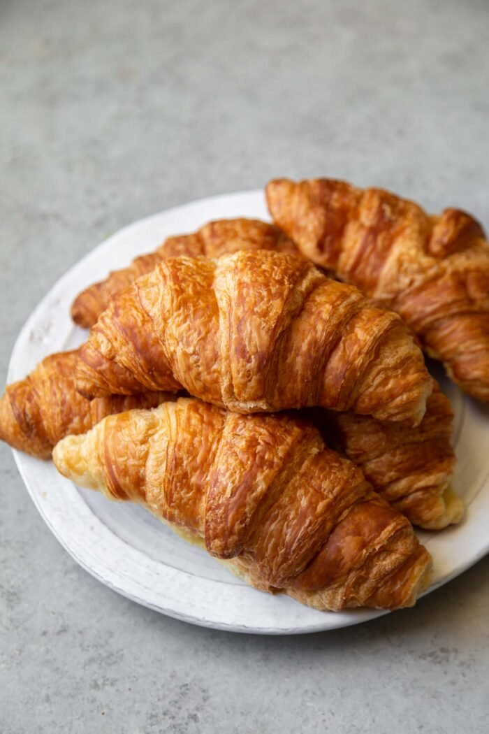 Butter Croissants from Costco
