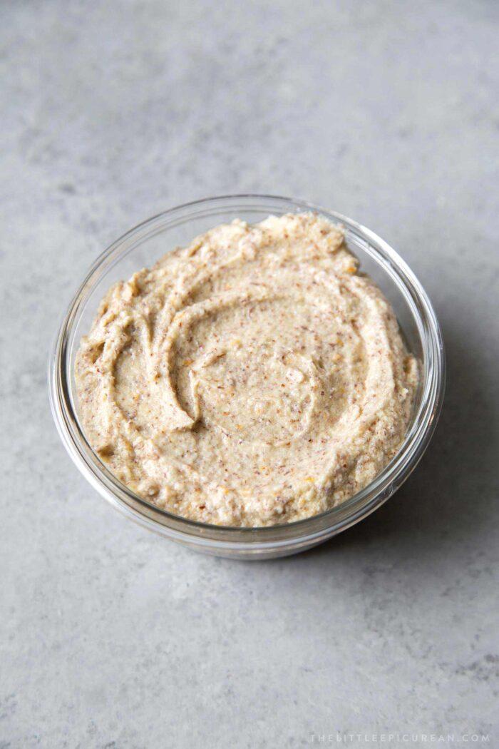 Frangipane almond cream